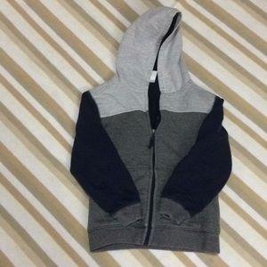 ‼️2 for $15‼️Boys toughskin hooded sweatshirt